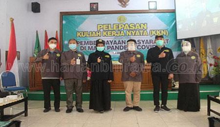 343 Mahasiswa UPM Probolinggo KKN di Tengah Pandemi