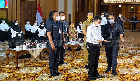 SK Pengangkatan 1.812 CPNS Pemprov Tersalurkan