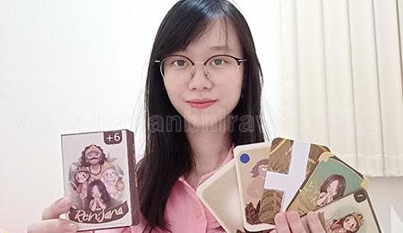 Angkat Cerita Ramayana Lewat Card Game