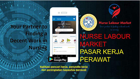 Dosen Unair Buat Aplikasi Pasar Kerja Perawat