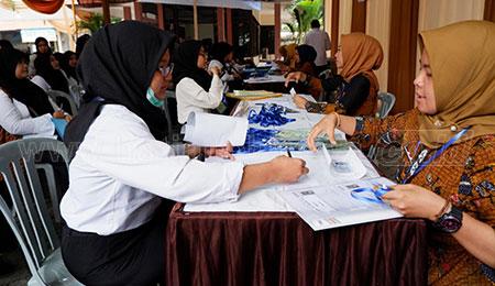 Pemkab Sidoarjo Usulkan 2.420 Tenaga Guru Jalur PPPK
