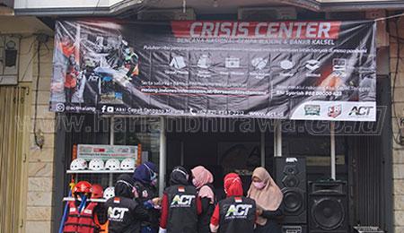 ACT Malang Siap Antarkan  Bantuan Untuk Sulbar dan Kalbar