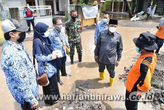Relokasi Jadi Opsi Terakhir Banjir di Tanggulangin Sidoarjo