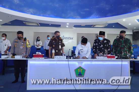 Libatkan Berbagai Komponen Kota Malang, Susun Rancangan Awal RKPD 2022