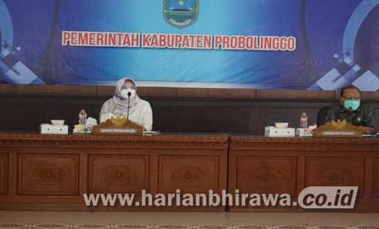 Pilkades Serentak di Kabupaten Probolinggo Digelar Dua Tahap
