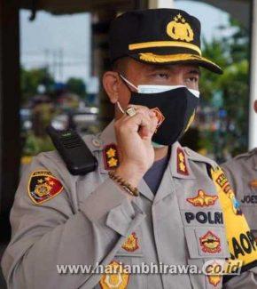 Polres Madiun Kota Siap Pengamanan dan  Pengawalan Vaksin