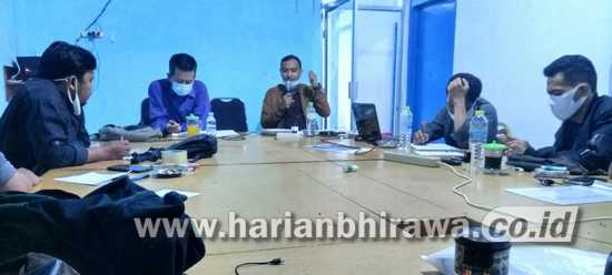Kemitraan Dinas Kominfo Bersama PWI Pamekasan