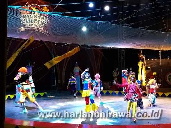 Taman Safari Prigen Buka Wahana Musium Sirkus