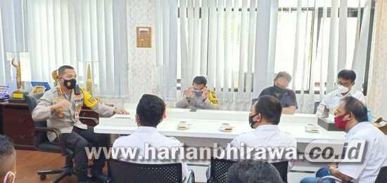 Operasi Yustisi Dinilai Efektif Tekan Penyebaran Covid 19 di Kota Malang