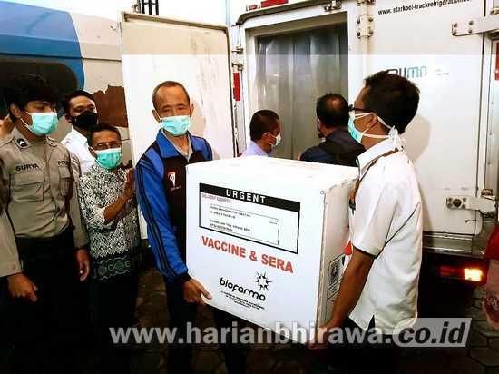 Ketua MUI Kota Batu Urung dapat Vaksinasi Perdana Covid-19
