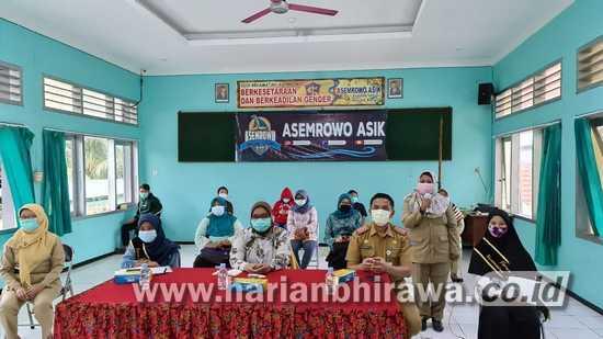 Kecamatan Asemrowo Surabaya Ajak Warga Belajar Pola Hidup Sehat