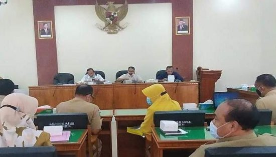 Pansus II DPRD Kabupaten Trenggalek Kembali Bahas Ranperda BPR