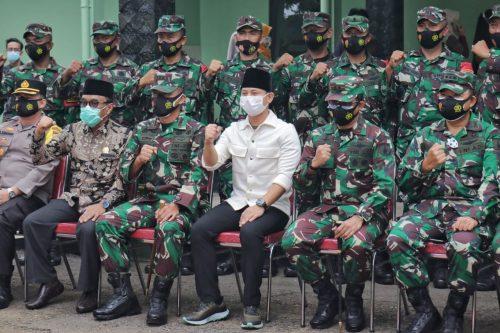 Pangdam V/Brawijaya, Bercerita Lahir dari Darah Bintara TNI