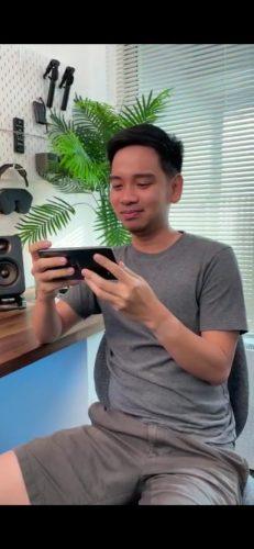Sharp Penuhi Kebutuhan Smartphone Gaming Performa Prima