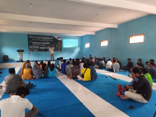 Cetak Kader Unggul, PC PMII Kabupaten Bondowoso Gelar Sekolah Agribisnis