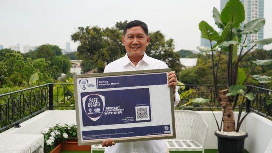 642 Cabang Pegadaian Raih Label SIBV Safe Guard  di Seluruh Indonesia.