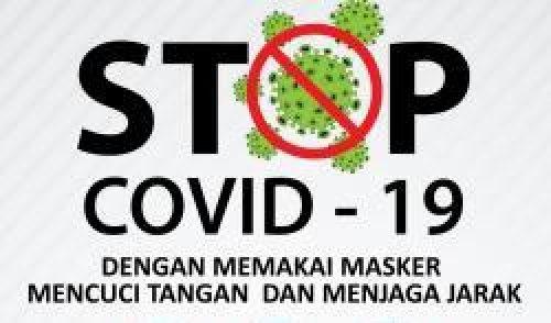 Kasus Covid-19 Naik, Stop Abaikan Prokes