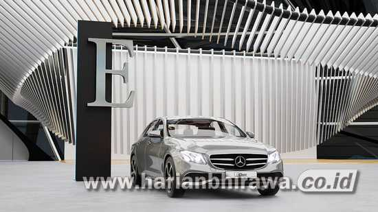 Mercedes-Benz Pertahankan Posisi Teratas Segmen Kendaraan Penumpang