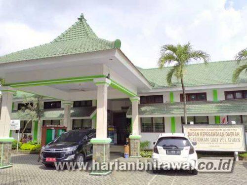 491 Pegawai Pemerintah Kabupaten Jombang Pensiun pada Tahun 2021