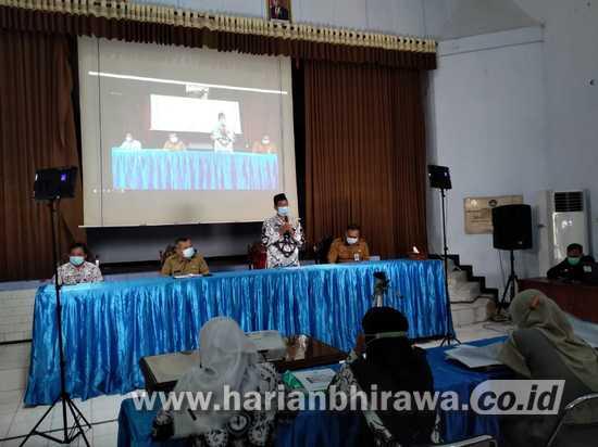 Disdikbud Kabupaten Jombang Gelar Pelatihan Bahasa Jawa Bagi Guru SD