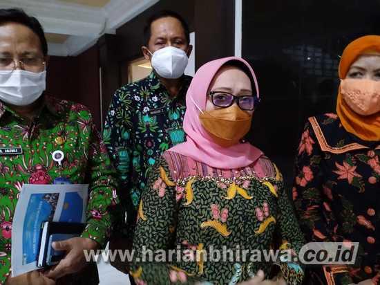 Bupati Jombang Imbau Warga Berpartisipasi di Vaksinasi Covid-19