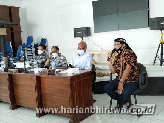 Wartawan Sutono Abdillah Terpilih Aklamasi sebagai Ketua PWI Jombang