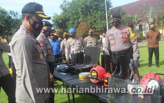 Antisipasi Pemulangan Paksa Jenazah Covid-19, Polres Terjunkan Personel di RS