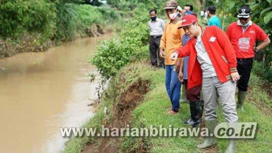 Bupati Nganjuk Prioritaskan Normalisasi 40 Sungai
