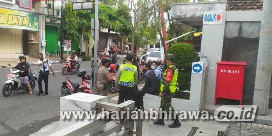 Satgas Covid-19 Bubarkan Acara Rekrutmen Pegawai Bank di Tulungagung