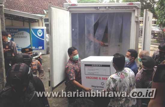 Vaksinasi di Kabupaten Tulungagung Dimulai Besok Hari Kamis