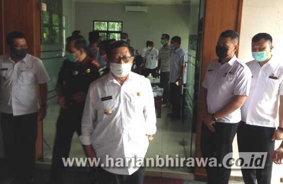 Pemerintah Kabupaten Tulungagung Mulai Terapkan WFO ASN 25 Persen