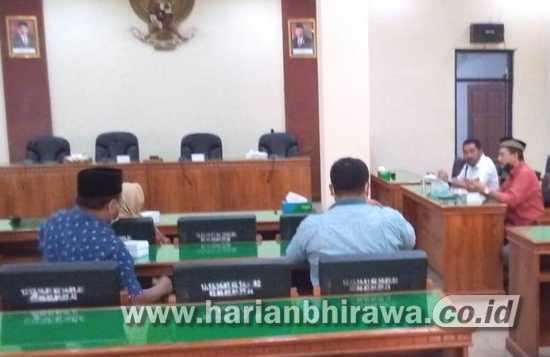 Kabupaten Nganjuk Datangi Trenggalek Pelajari Pengelolaan PJU