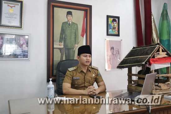 Bupati Mochamad Nur Arifin Berikan Arahan Pelaksanaan OPD Pemkab Trenggalek