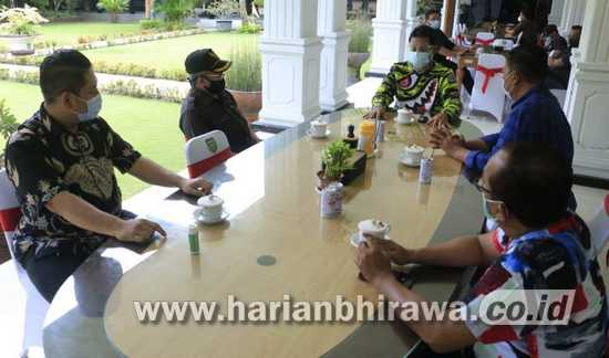 Wali Kota Madiun Apresiasi Inisiatif Patahima Sumbangkan Paket Penambah Imun