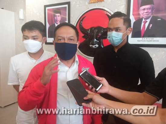 Ketua Bappilu DPC PDIP Kota Surabaya Sambut Positif Keputusan MK
