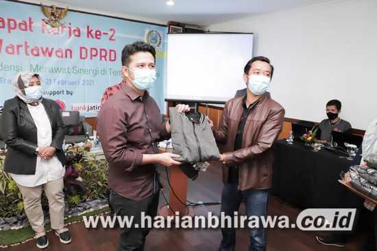 Raker Ke-2 Pokja Wartawan DPRD Jatim, Jaga Bisnis Tetap Survive, Dorong UMKM Lakukan Adaptasi