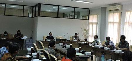 Pembangunan RTH Kanigoro, Dewan Minta Pemkab Rencanakan dengan Matang