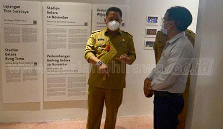 Tinjau Museum Olah Raga, Whisnu Pastikan Kesiapan Sebelum Diresmikan