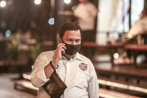 Prokes Pelantikan Super Ketat, Tim Eri-Armudji Mohon Maaf pada Relawan yang Tak Diundang