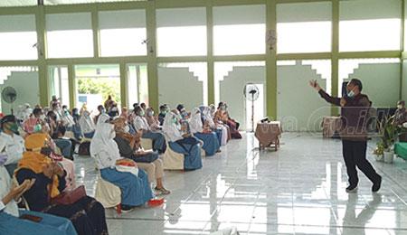 SMAN 3 Sidoarjo Dampingi Peserta Didik Eligible SNMPTN 2021