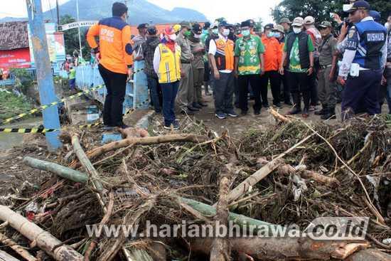 Pemkab Pasuruan Lakukan Assement dan Bantu Warga Terdampak Banjir