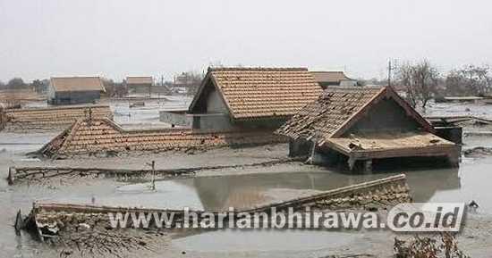 Disurvei Kemendagri, 13 Desa/Kelurahan Korban Lumpur Lapindo Bakal Digabung