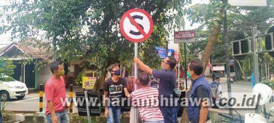 Cegah Macet, Tiga Titik di Kota Malang Dibuat Satu Jalur