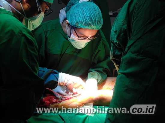RSSA Kota Malang Berhasil Bedah Jantung Terbuka dengan Prosedur CABG