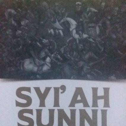 "Imaji Konflik ""Syiah"" dan""Sunni"""