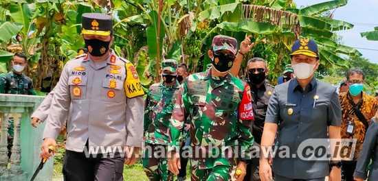 TMMD Ke-110 Bojonegoro, Wujud Kemanunggalan TNI dengan Rakyat