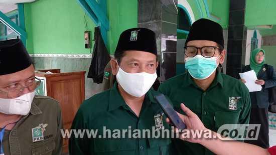H. Ghofur Kembali Nahkodai DPC PKB Lamongan