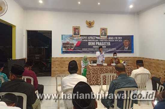 DPRD Jatim Dukung Inventarisir Aset Wakaf NU