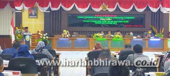 DPRD Gelar Sidang Paripurna Persetujuan APBD 2021