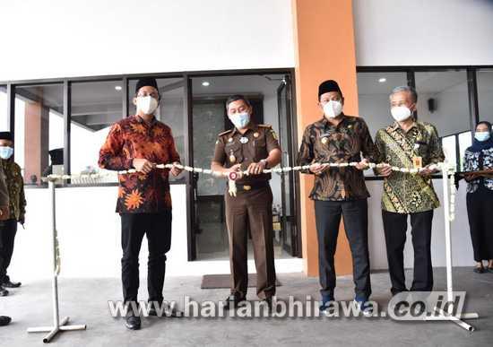 Bupati Sidoarjo Resmikan Layanan e-Tilang di MPP